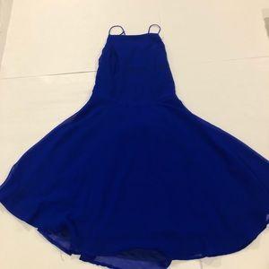 CUTE CHARLOTTE RUSSE DRESS OPEN BACK
